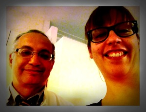Professor Makar and me