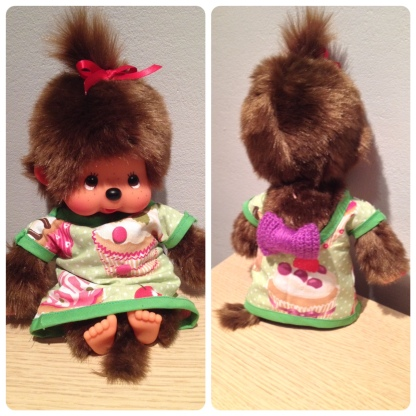 Monchhichi dress