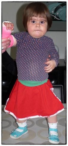 Miniskrea Skirt